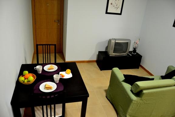 studentenwohnungen madrid - Ein Zimmer
